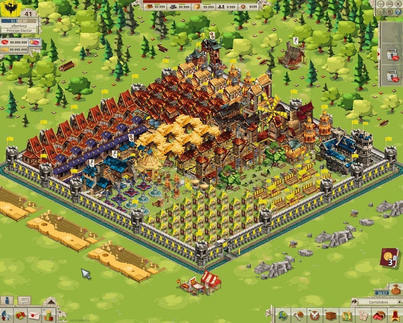 God Game Empire