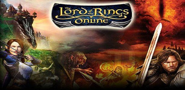 Logo ke hře Pán prstenů
