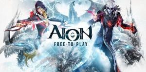 MMORPG Aion fantasy akční online hra