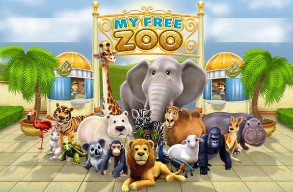 My Free Zoo online hra ke stažení zdarma a registrace