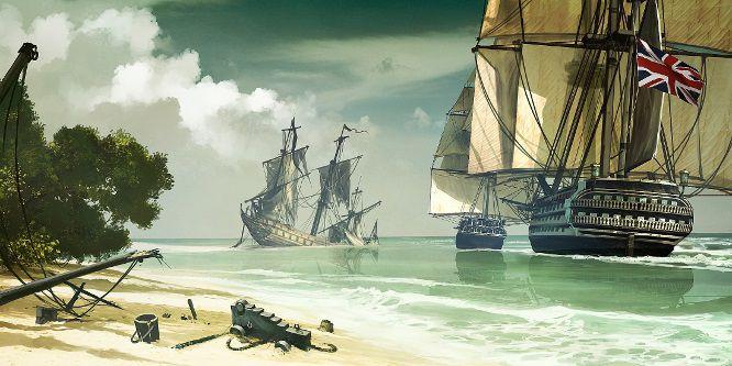 Pirátská MMO hra online