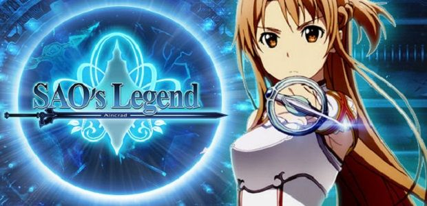Sword Art Online Legend MMO hra