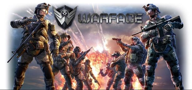 Warface MMO hra